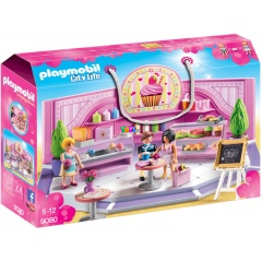 Playmobil 9080 - Café Muffin