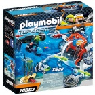 Playmobil 70003 - SPY TEAM Tengeralattjárója