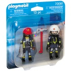 Playmobil 70081 - Duo Pack - Tűzoltók
